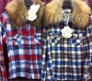 Abbigliamento uomo-donna 5 € stock