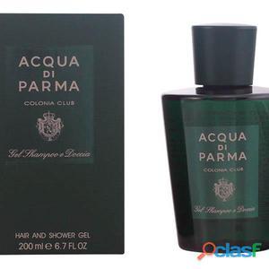Acqua di parma - colonia club hair&shower gel 200 ml - Acqua