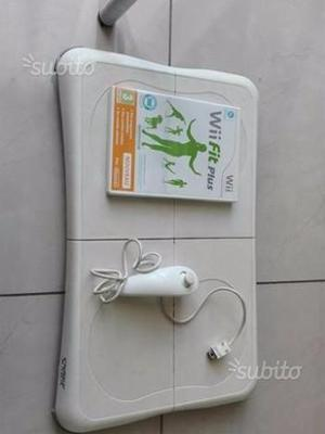 Balance Board wii, wii Fit plus + Nunchuk wii