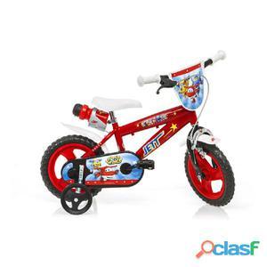 """Bicicletta Super Wings Per Bambino 12"""" Eva 1"""