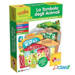 CAROTINA PLUS TOMBOLA DEGLI ANIMALI LISCIANI (unità vendita