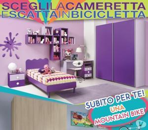 Camera cameretta da letto 2 letti per bambini posot class - Cameretta bambini 2 letti ...