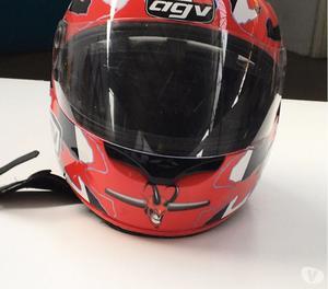 Casco AGV integrale per moto