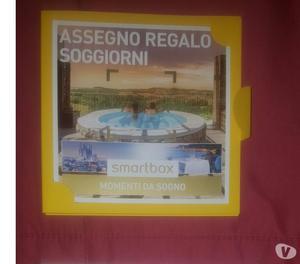 Cofanetto smartbox due notti in spa da sogno posot class for Soggiorni da sogno