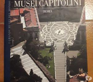 """Collezione libri """"I Grandi Musei del Mondo"""""""