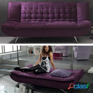 Divano viola posot class - Ovvio divano letto ...