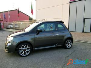 FIAT 500 Cabrio benzina in vendita a Garlasco (Pavia)