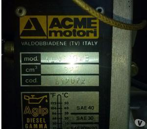 Falciatrice tagliaerba motocoltivatore Bertolini