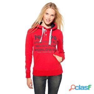 Felpe donna Ssi Unlimited Adventure Hooded