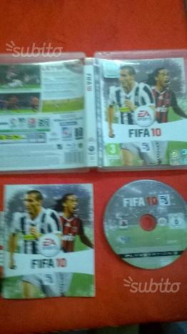 Fifa 10 per Sony PS3