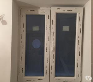 Stock di finestre e portefinestre in anticorodal posot class - Cambiare vetro finestra ...