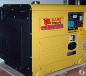 Gruppo elettrogeno ausonia diesel 12 kw cisterna posot class for Gruppo elettrogeno diesel 10 kw