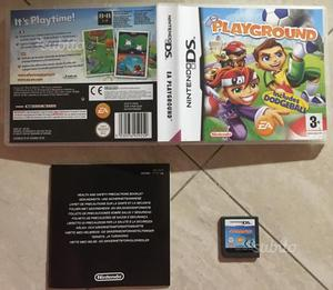 Gioco originale Nintendo DS - Playground