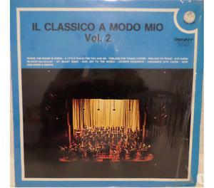 LOTTO di 10 LP 33 giri di Musica Classica, Operetta