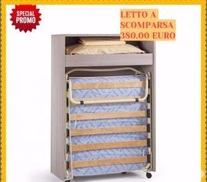 Mobile letto singolo a scomparsa con posot class - Letto singolo a scomparsa prezzi ...
