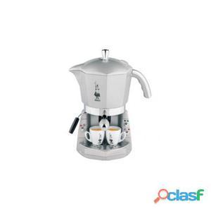 Macchina espresso mokona tryo system silver bialetti