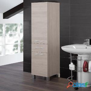 Mobile bagno 2 cassetti e porta asciugamani posot class - Mobile bagno porta asciugamani ...