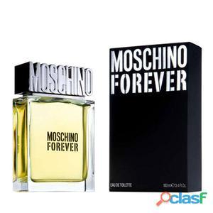 Moschino forever edt vaporizador 100 ml - Moschino -