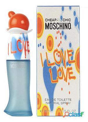 Moschino i love love edt 50ml - Moschino - 8011003991143