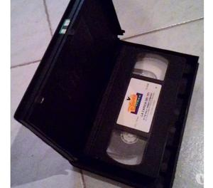 N. 7 videocassette vhs Walt Disney