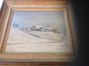 OPERA pittorica di pittore