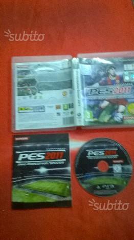 PES  per Sony PS3