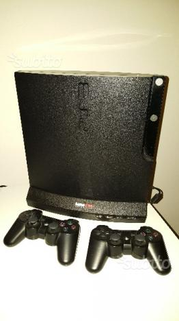 PS3 SLIM 160 GB COME NUOVA con accessori