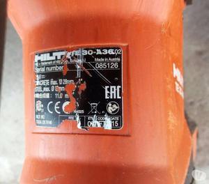 Perforatore combinato Hilti TE 30-A)