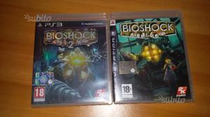 Ps3 giochi Bioshock