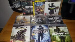 Ps3 giochi Call of Duty