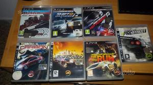 Ps3 giochi Need For Speed