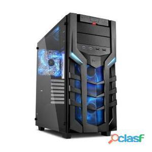 Sharkoon DG7000-G Middle Tower Vetro temperato No Power