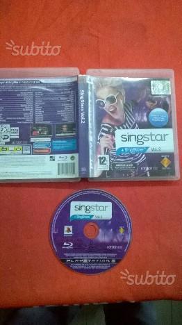 SingStar VOL.2 per Sony PS3