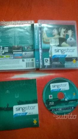 SingStar VOL.3 per Sony PS3