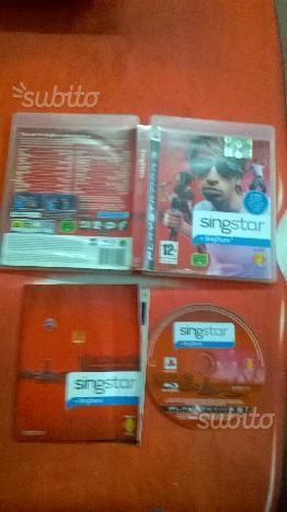 SingStar per Sony PS3