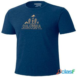 T-shirts casual Columbia Trail Shaker S/s Shirt