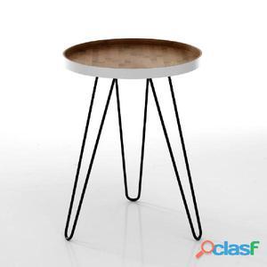 Tavolino Da Salotto In Legno Di Bamboo Tomasucci Hijo
