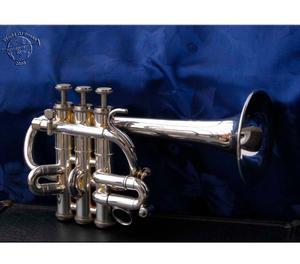 Tromba Getzen Capri Piccolo Trumpet P