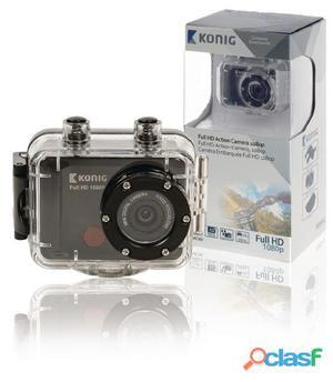 Videocamera Action Camera Full Hd 1080p Con Custodia