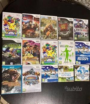 Videogiochi Nintendo Wii