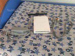 Wii con tanti accessori e balance board