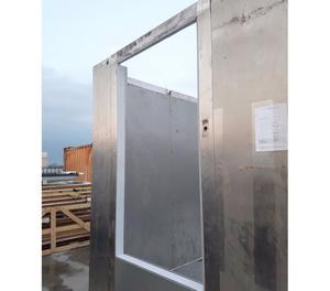cella freezer BT inox di grandi dimensioni usata
