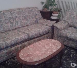 Kartell divano poltrona e tavolino bubble posot class for Poltrona letto matrimoniale
