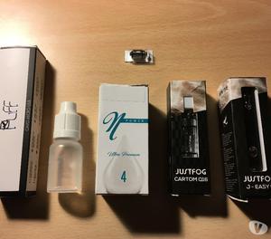 sigaretta elettronica Justfog J-Easy 9 (PUFF)