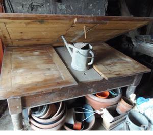 Tavola allungabile in legno massello posot class for Tavola allungabile