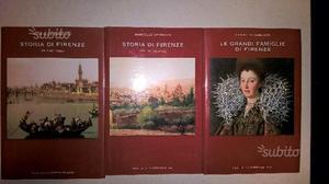 3 libri sulla storia di Firenze