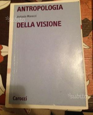 Antropologia della visione ISBN