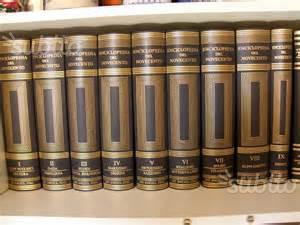Enciclopedia treccani ed.  in 73 volumi