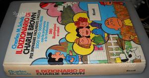 Il dizionario di Charlie Brown per imparare l'ingl