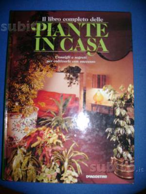 Il libro completo delle piante in casa